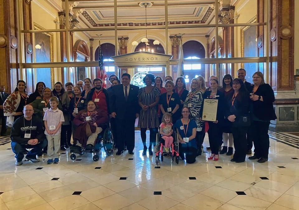 iBIO Joins Patients in Springfield to Raise Awareness About Rare Diseases and Honor Senator Fiegenholtz