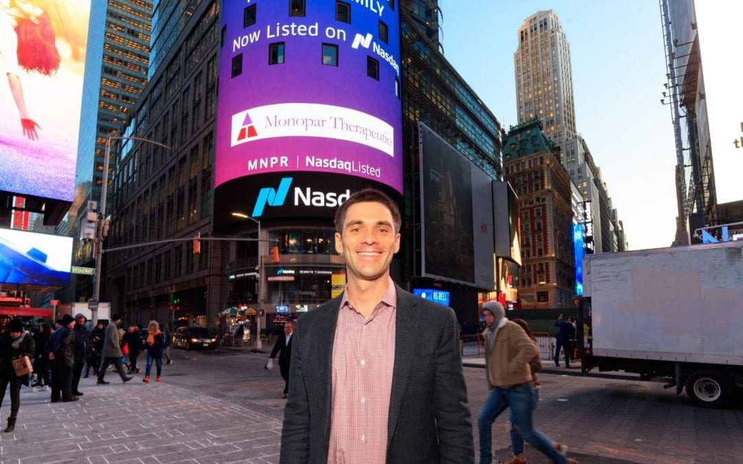 Northwestern's Chemistry of Life Processes Institute Hatches IPO of the Decade