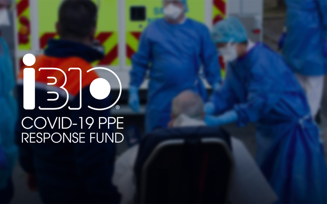 iBIO Releases Four-week Totals for the iBIO COVID-19 PPE Response Fund