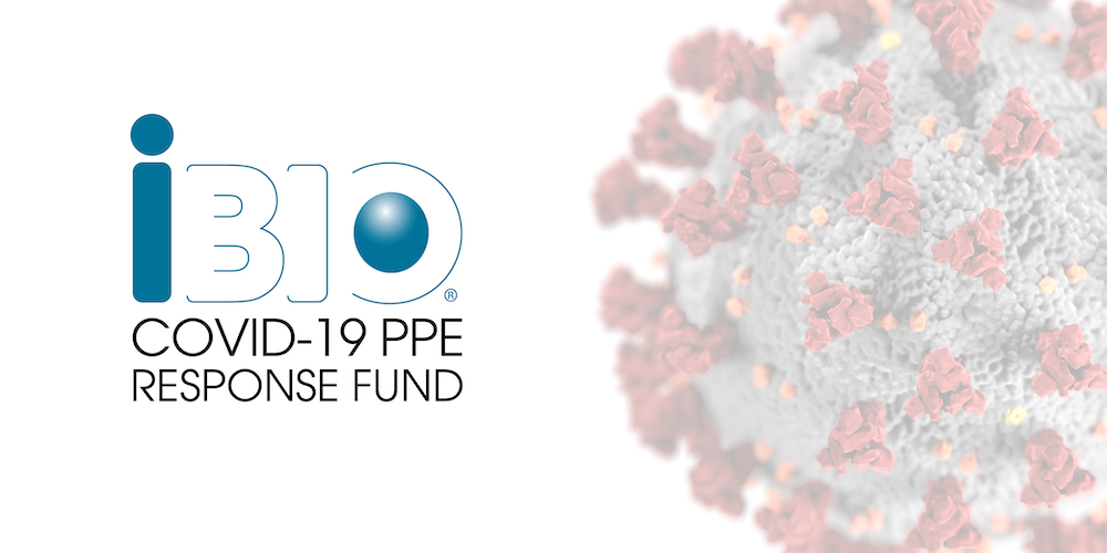 iBIO COVID-19 PPE Response Fund Announces First Major Donation and Order of Personal Professional Equipment
