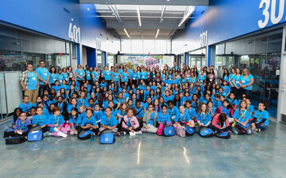A Look Back at The 2019 STEMgirls Camps
