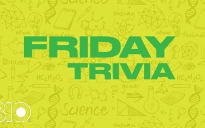 iBIO Friday Trivia Challenge – Aug. 28