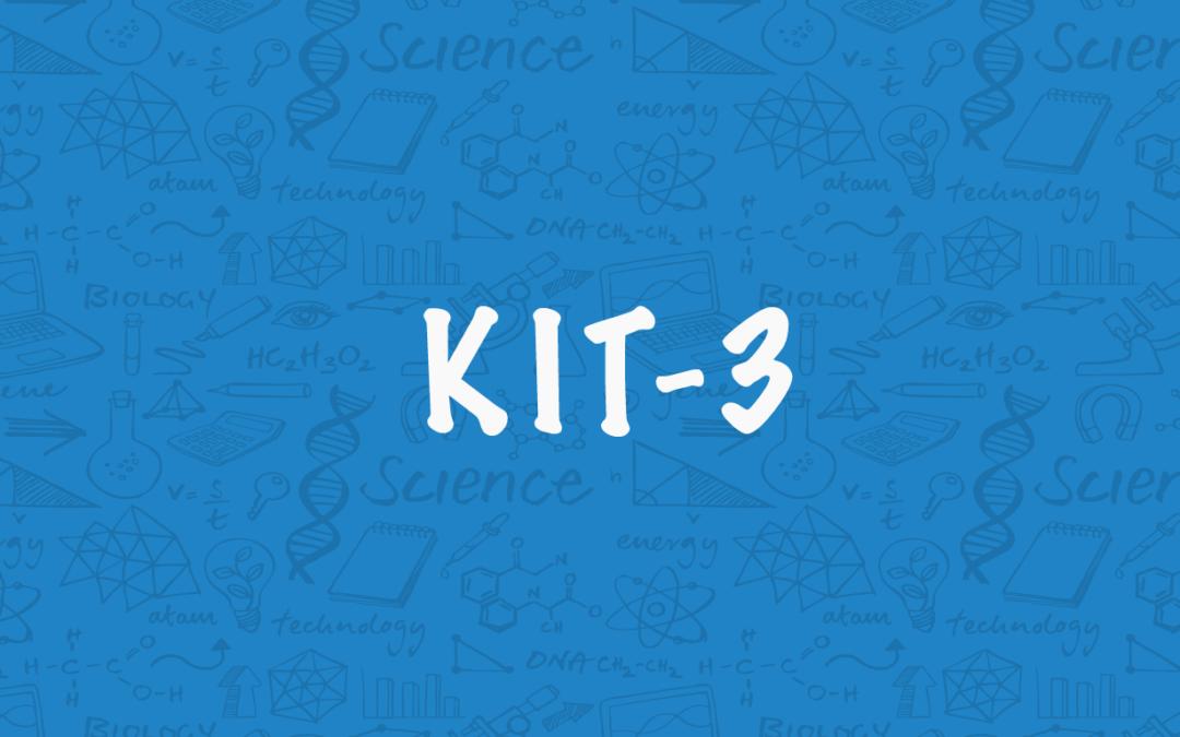 Kit 3 – Build a Better Bandage
