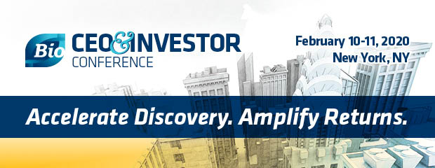 Two Week Countdown to the BIO CEO & Investor Conference.