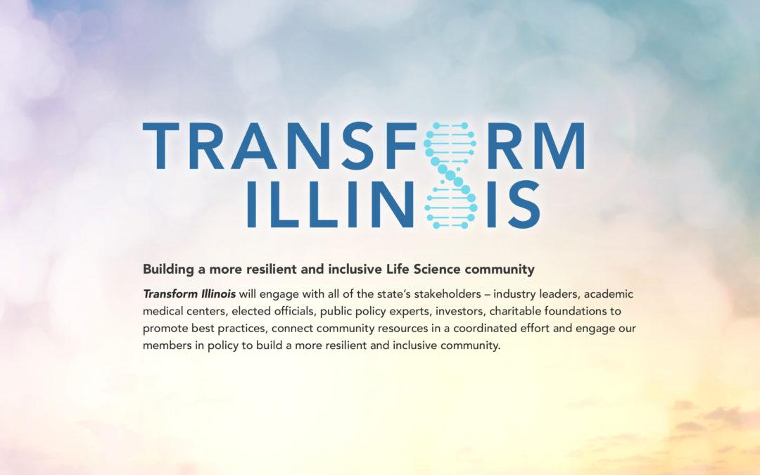 iBIO Launches Transform Illinois Program
